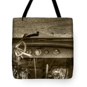 Old Inside And Out Tote Bag