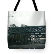 Old Iron Bridge Tote Bag