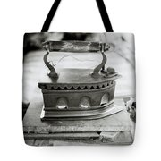 Old Iron Tote Bag by Shaun Higson