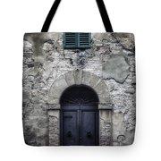 Old Italian House Tote Bag