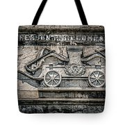 Old Jefferson Tote Bag