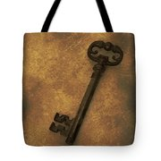 Old Key Tote Bag