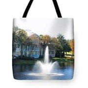 Old Key West Resort Panorama Walt Disney World Tote Bag