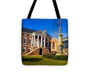 Old Lancaster County Court House Tote Bag