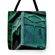 Old Lantern  Tote Bag