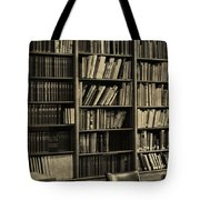 Old Library Tote Bag