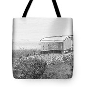 Old Lifeboat Station Tenby Tote Bag