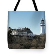Old Lighthouse Tote Bag