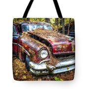Old Lincoln Tote Bag
