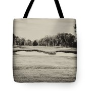 Old Look For Three  Tote Bag