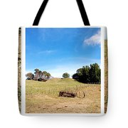 Old Machine Tote Bag by Les Cunliffe