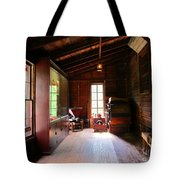 Old Machinery Tote Bag