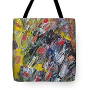 Old Man In A Chair Tote Bag