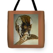 Old Man In Distress Tote Bag