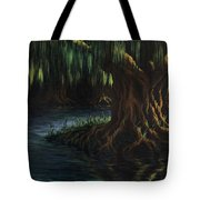 Old Man Willow Tote Bag