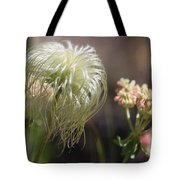 Old Man's Beard Tote Bag