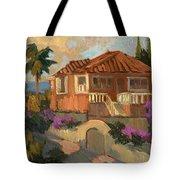 Old Mansion Costa Del Sol Tote Bag