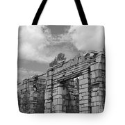 Old Marble Mill Tote Bag