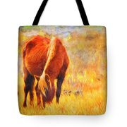 Old Mare Tote Bag