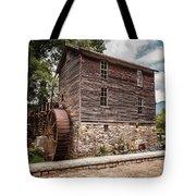 Old Mill At Forbidden Caverns Tote Bag