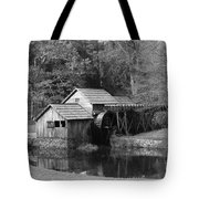 Virginia's Old Mill Tote Bag