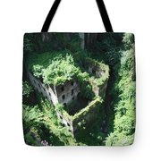 Old Mill Of Sorrento Tote Bag