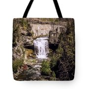 Old Mill On The Credit Tote Bag