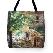 Old Mill Stream I Tote Bag