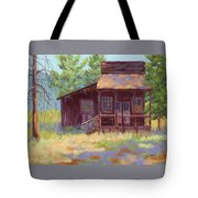 Old Mining Store Tote Bag