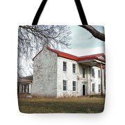 Old Missouri Mansion Tote Bag