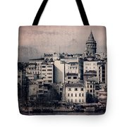 Old New District Tote Bag