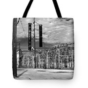 Old New Orleans Power Plant Tote Bag