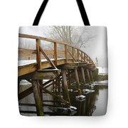 Old North Bridge Tote Bag