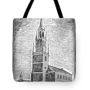 Old North Church, 1775 Tote Bag