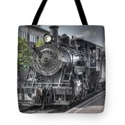 Old Number 40 Tote Bag