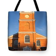 Old Otterbein United Methodist Church Entry Tote Bag