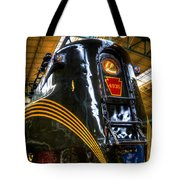 Old Pa Diesel Electric  Tote Bag