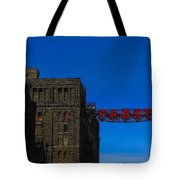 Old Pabst Brewery Tote Bag