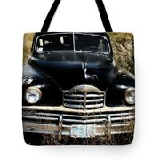 Old Packard Tote Bag