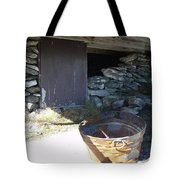 Old Pail Tote Bag
