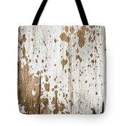 Old Painted Wood Abstract No.3 Tote Bag