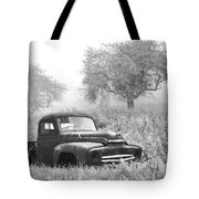 Old Pick Up Truck Tote Bag