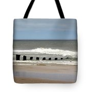 Old Pilings Tote Bag