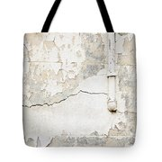 Old Pipes Background Tote Bag