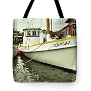 Old Point St. Michaels Tote Bag