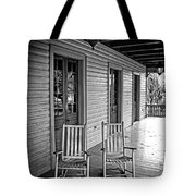 Old Porch Rockers Tote Bag