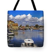 Old Port Holiday Tote Bag