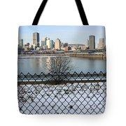Old Port Of Montreal Tote Bag
