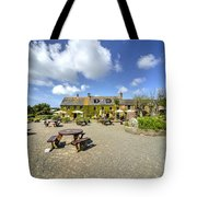 Old Portelet Inn  Tote Bag