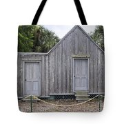 Old Post Office In Melbourne Beach Tote Bag